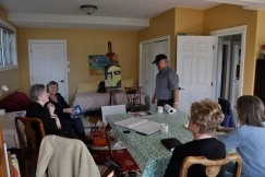 Workshop with Victor Arcega